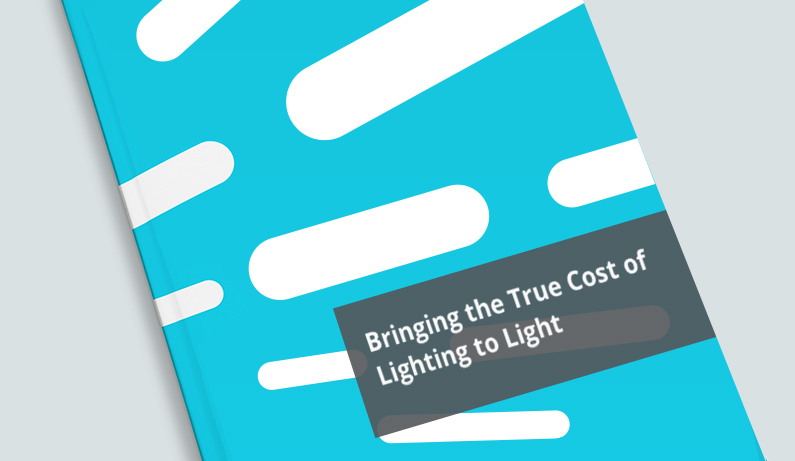 Bringing the True Cost of Lighting to Light - Revolution Lighting Technologies