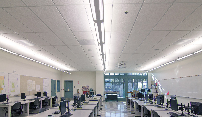 Pasadena City College - Revolution Lighting Technologies