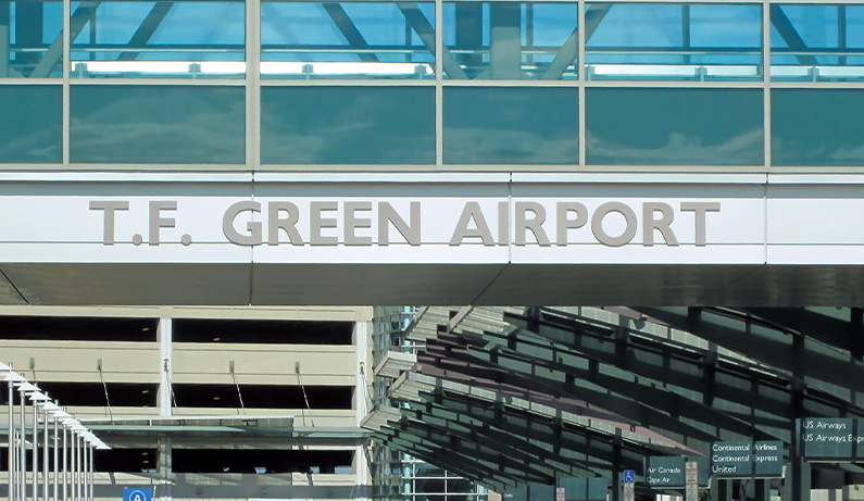 TF Green Airport - Revolution Lighting Technologies