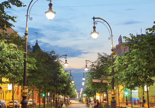Street & Area - Decorative - Revolution Lighting Technologies