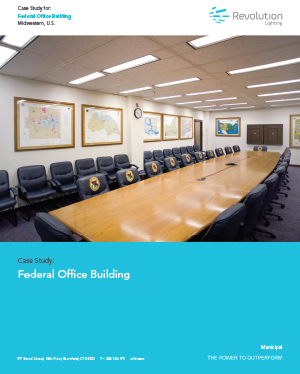 Mid-West Federal Building - Revolution Lighting Technologies