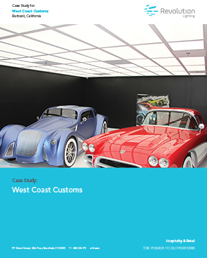 West Coast Customs - Revolution Lighting Technologies