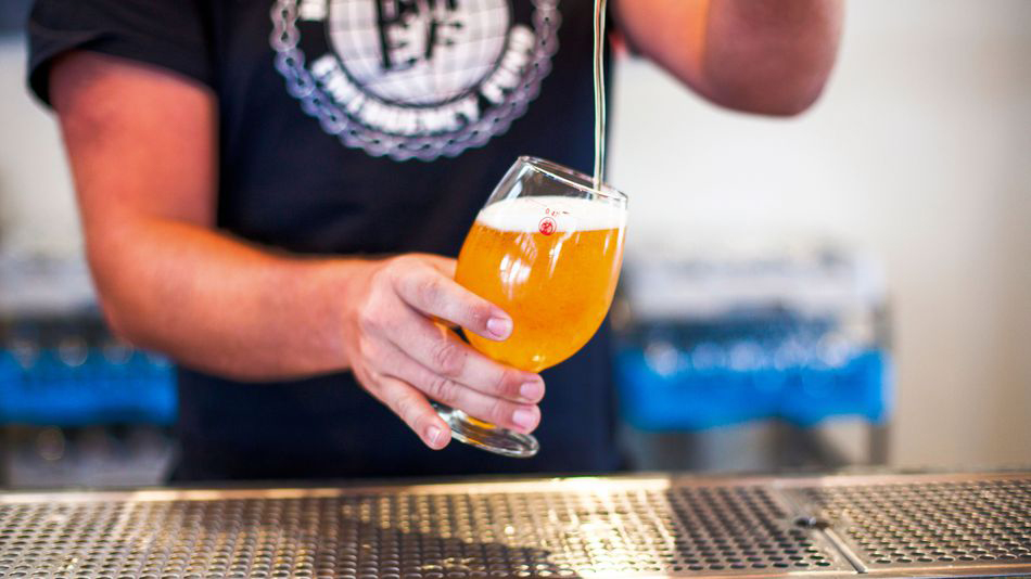 Your Next Pint of Craft Beer Could Come from an Energy-Efficient Greenhouse - Revolution Lighting Technologies