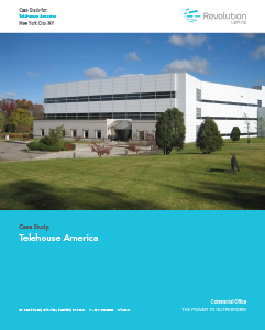 Telehouse America - Revolution Lighting Technologies