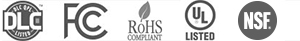 rvlt_products_logos_DLC-FCC-rohos-UL-Classified