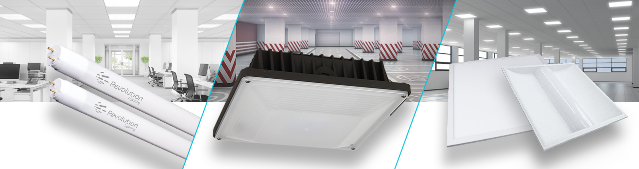 All LED Lighting Products